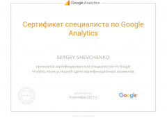 Analytics-Shevchenko