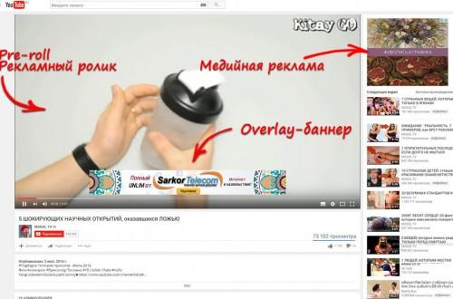 Медийная реклама в Youtube в Ташкенте